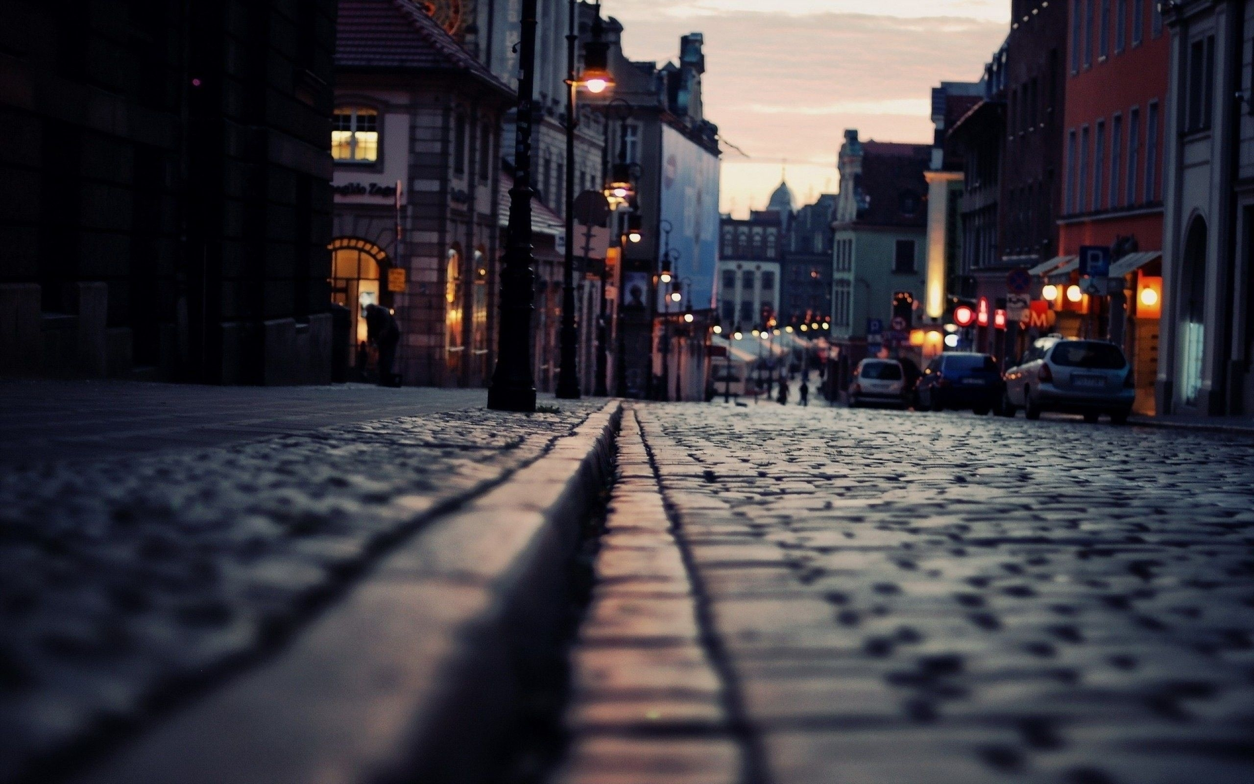 city street wallpapers group (85+)