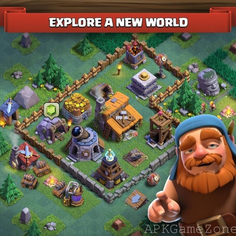 10 Latest Clash Of Clans Picture FULL HD 1920×1080 For PC Desktop 2018 free download clash of clans argent mod telecharger apk apk game zone jeux 800x800
