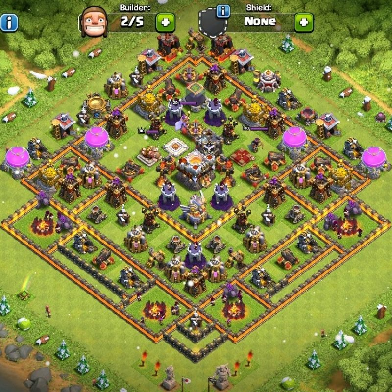 10 Latest Clash Of Clans Picture FULL HD 1920×1080 For PC Desktop 2020 free download clash of clans desormais interdit dans un pays clash of clans 800x800