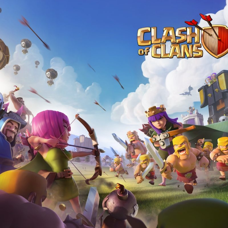10 New Clash Of Clan Pictures FULL HD 1080p For PC Desktop 2018 free download clash of clans developers player base is 100 million strong 800x800