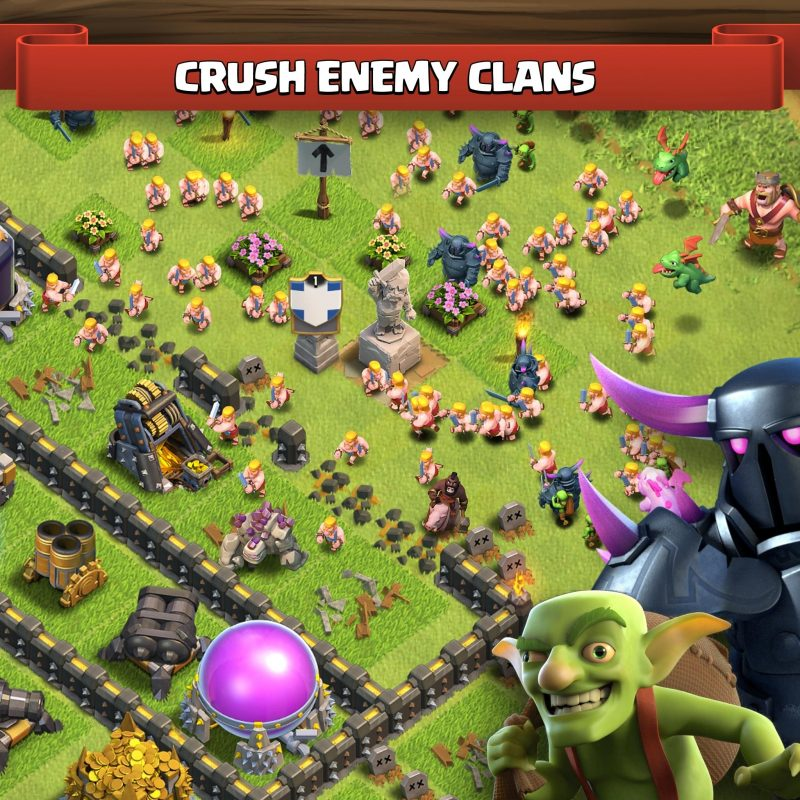 10 New Clash Of Clan Pictures FULL HD 1080p For PC Desktop 2021 free download clash of clans download install android apps cafe bazaar 1 800x800