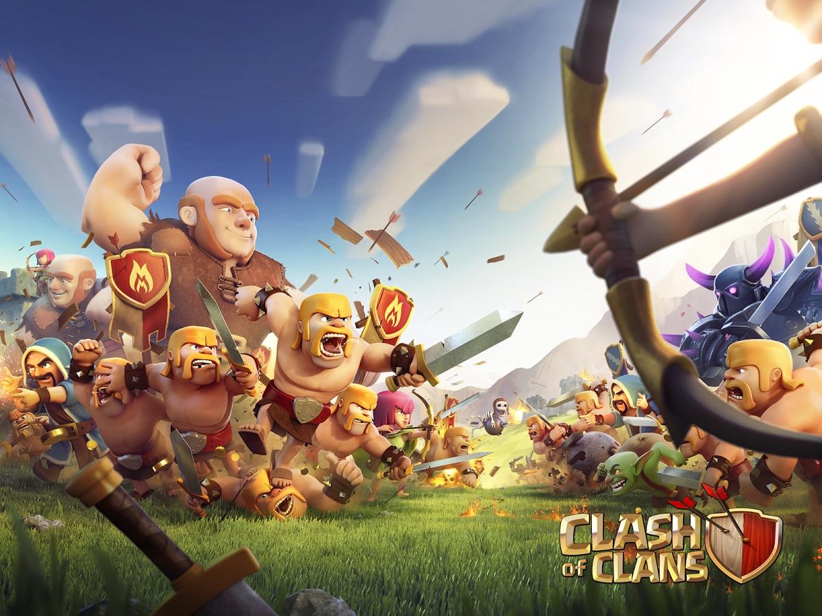 clash of clans est-il un free-to-play qui vaut le coup ?