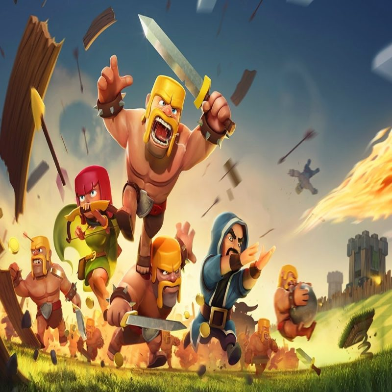 10 Latest Clash Of Clans Picture FULL HD 1920×1080 For PC Desktop 2018 free download clash of clans frandroid 800x800