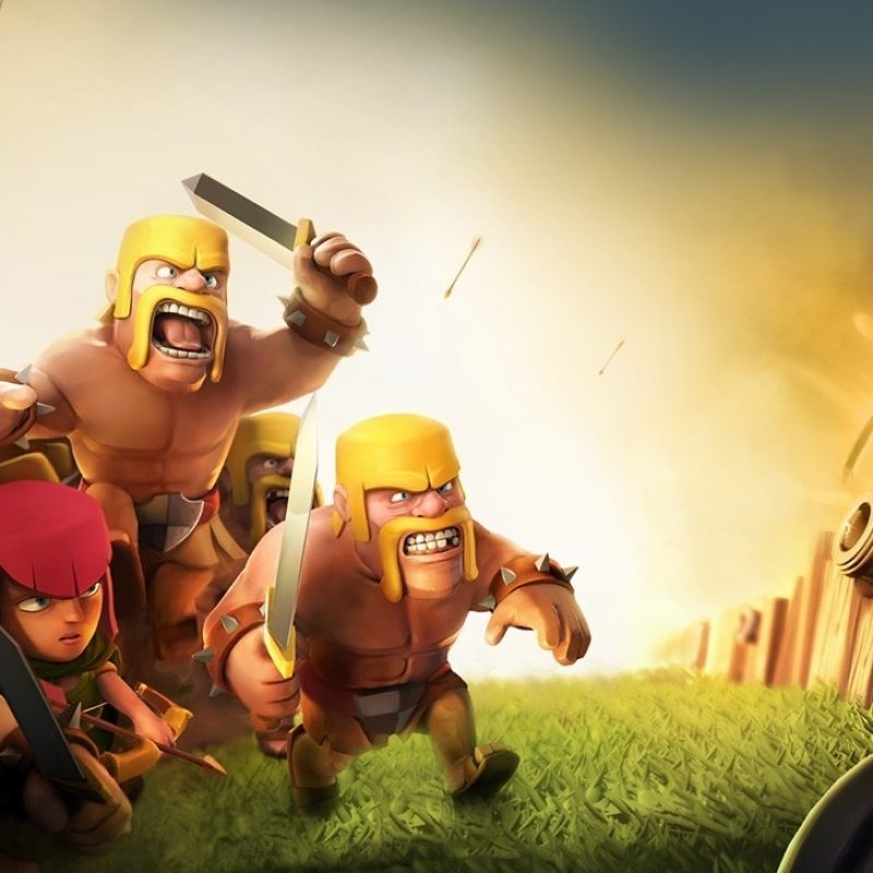 10 Most Popular Cool Clash Of Clans Wallpapers FULL HD 1920×1080 For PC Background 2018 free download clash of clans gameuze 1 800x800