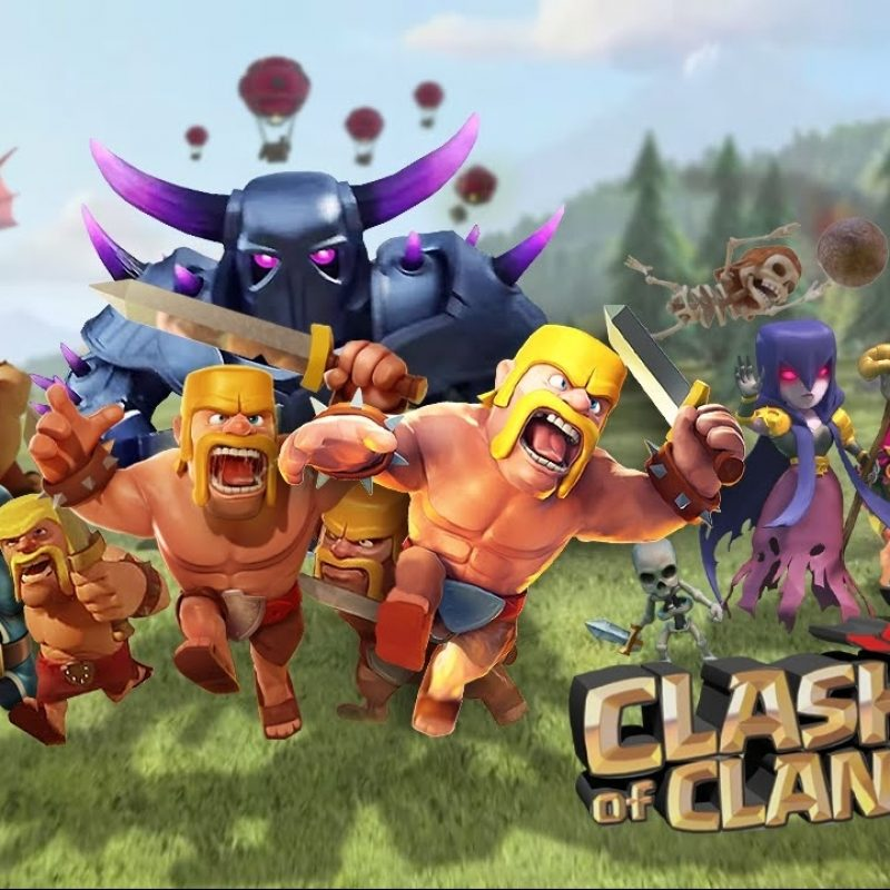 10 New Clash Of Clan Pictures FULL HD 1080p For PC Desktop 2021 free download clash of clans gets ar facebook filter vrfocus 1 800x800