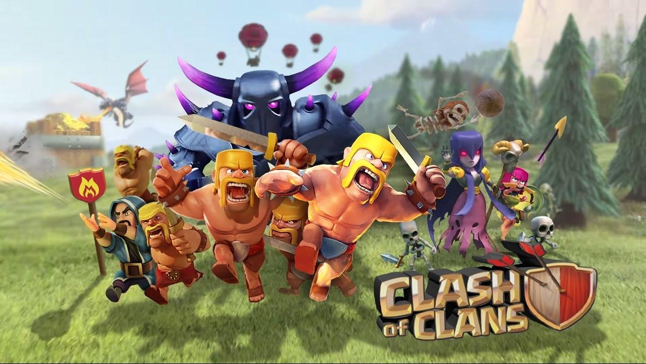 clash of clans gets ar facebook filter – vrfocus