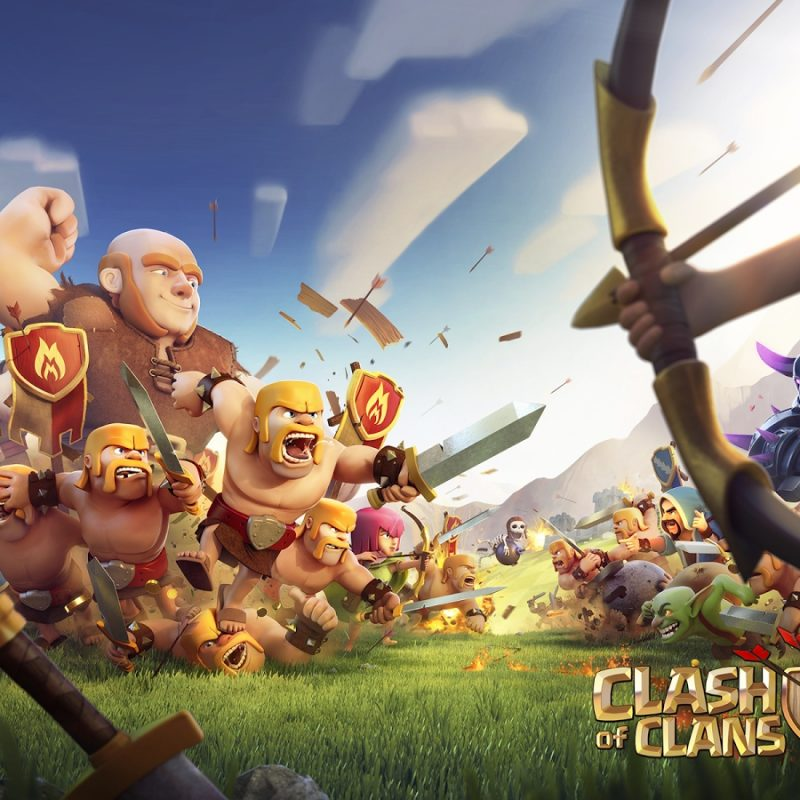 10 New Clash Of Clan Pictures FULL HD 1080p For PC Desktop 2018 free download clash of clans update cheats tips on defense strategy and 1 800x800