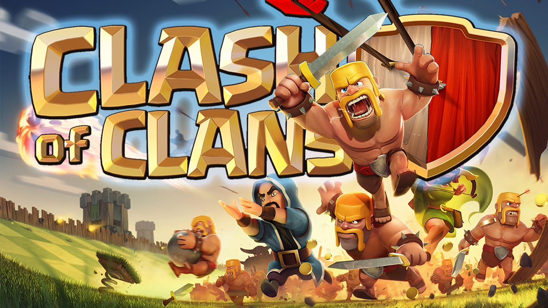 clash of clans wallpapers, pictures, images