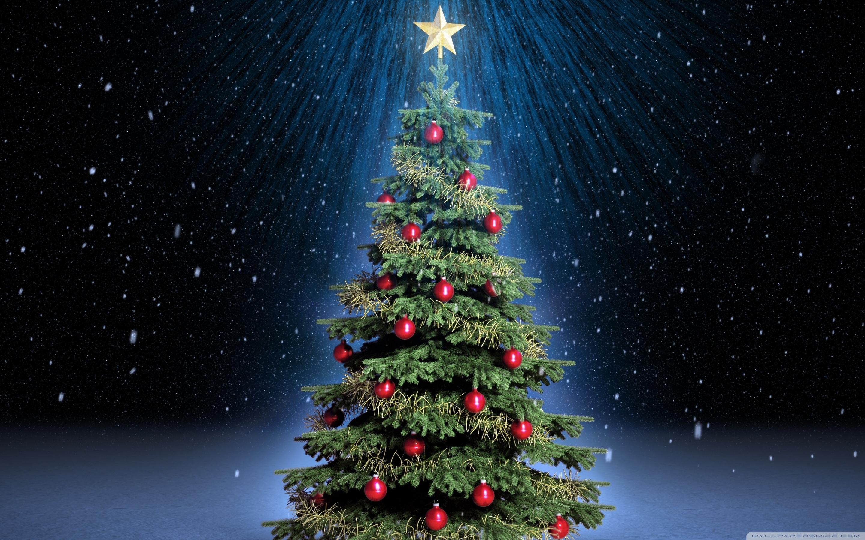 classic christmas tree ❤ 4k hd desktop wallpaper for 4k ultra hd tv