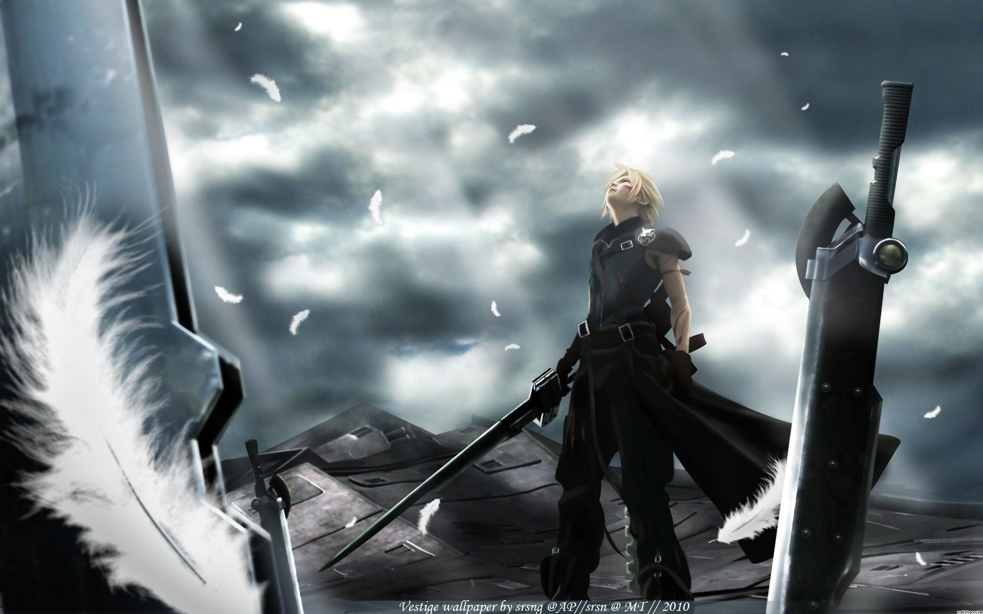 cloud strife wallpaper hd (67+ images)