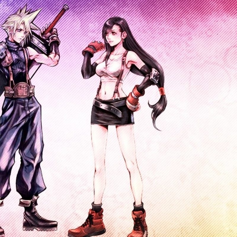 10 Most Popular Cloud And Tifa Wallpaper FULL HD 1080p For PC Background 2018 free download cloud x tifaladylionhart on deviantart 800x800