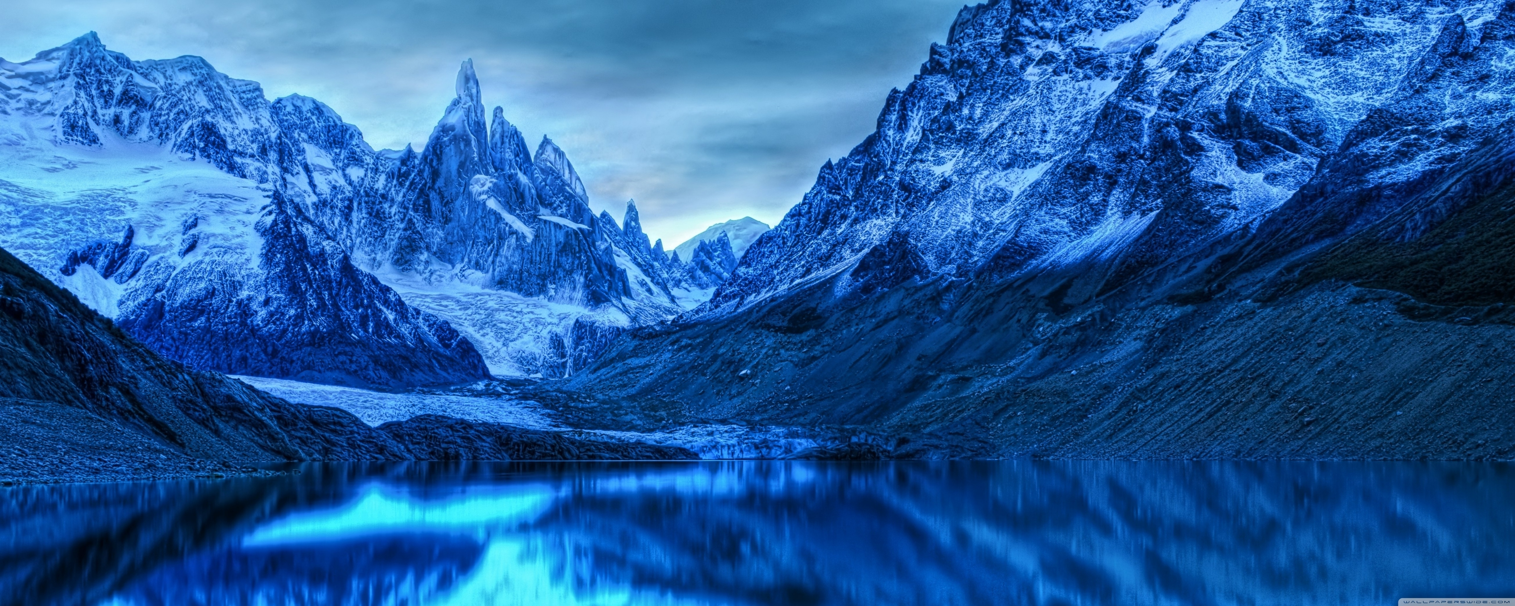cold landscape ❤ 4k hd desktop wallpaper for 4k ultra hd tv • dual