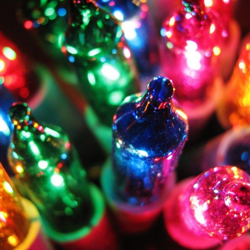 10 Best Christmas Lights Desktop Wallpaper FULL HD 1080p For PC Desktop 2018 free download colorful christmas lights desktop background hd wallppaer 800x800