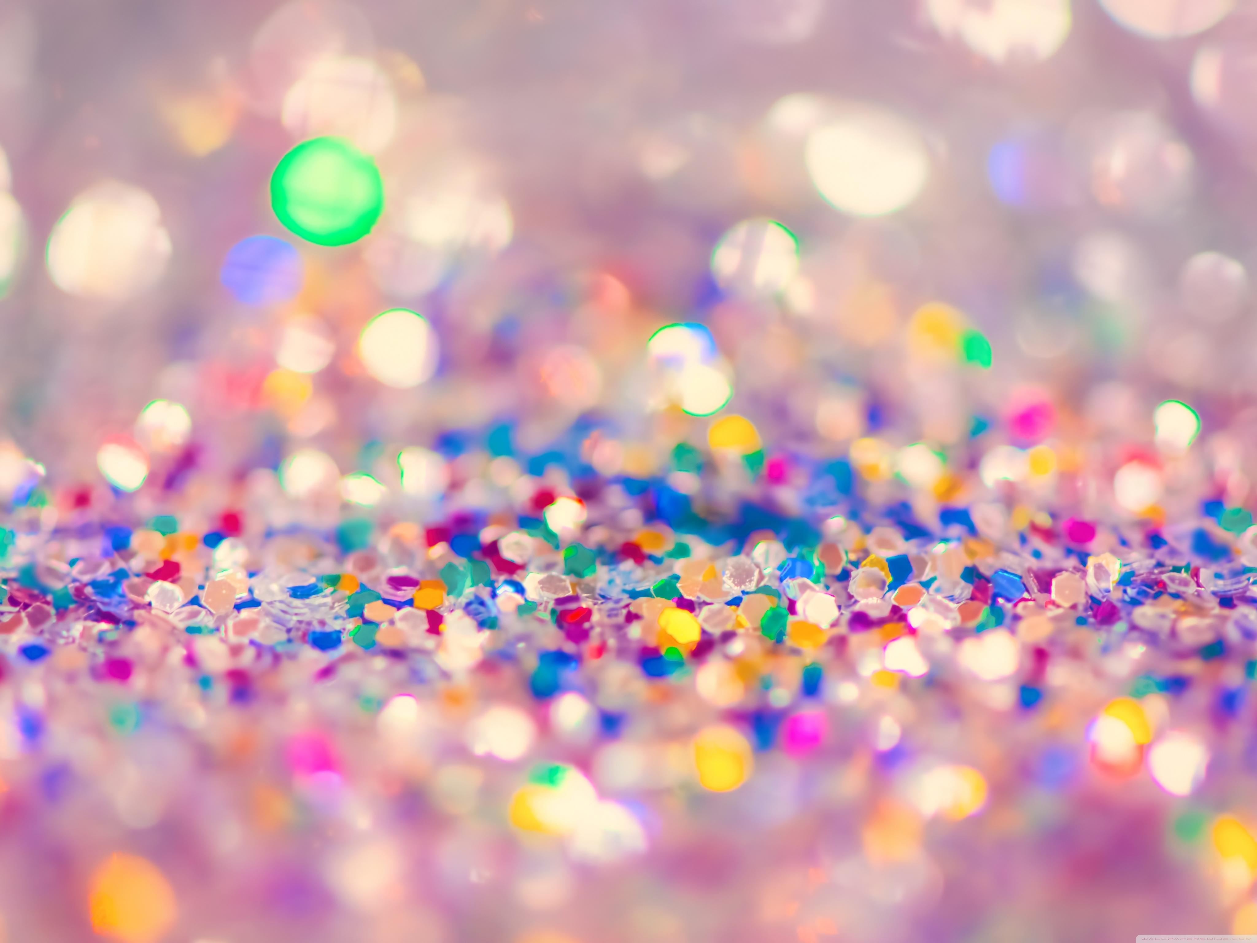 colorful glitter ❤ 4k hd desktop wallpaper for 4k ultra hd tv