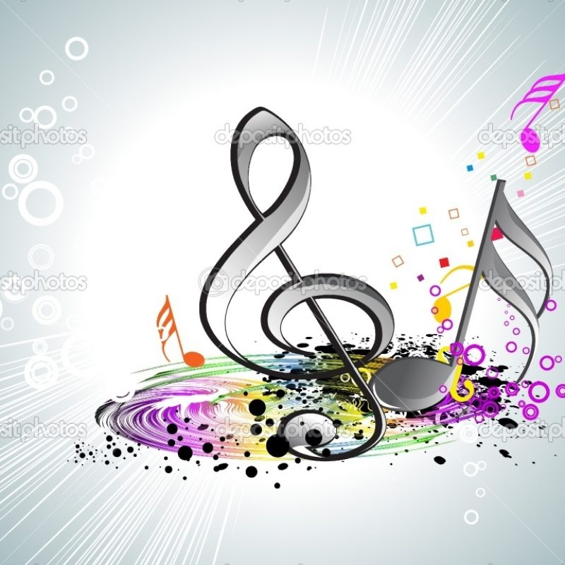 10 Most Popular 3D Colorful Music Notes Wallpaper FULL HD