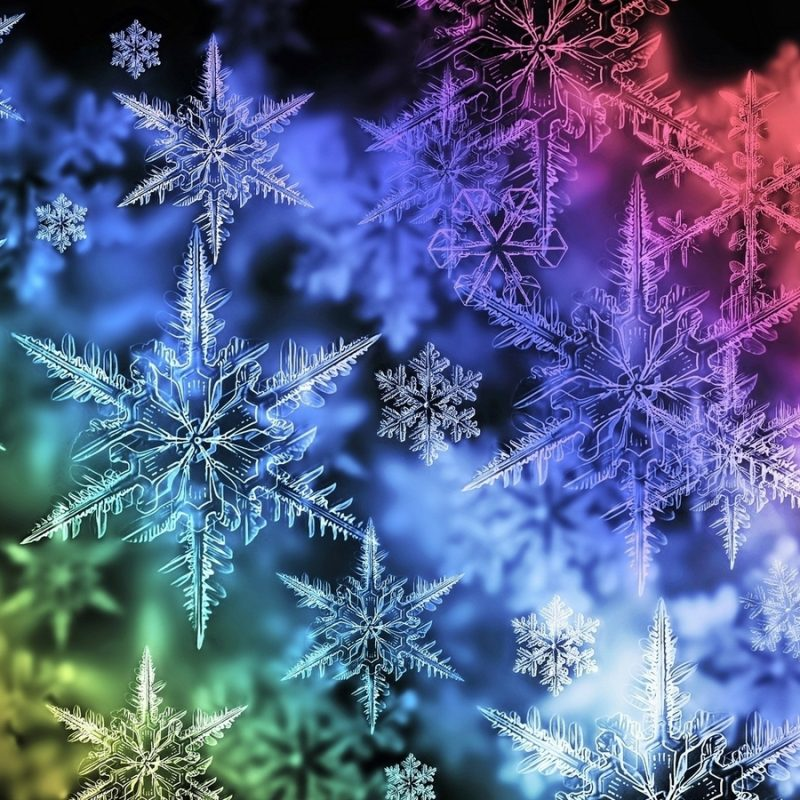 10 Most Popular Snowflakes Wallpaper For Desktop FULL HD 1920×1080 For PC Desktop 2021 free download colorful snowflake wallpaper wallpaperlepi 800x800