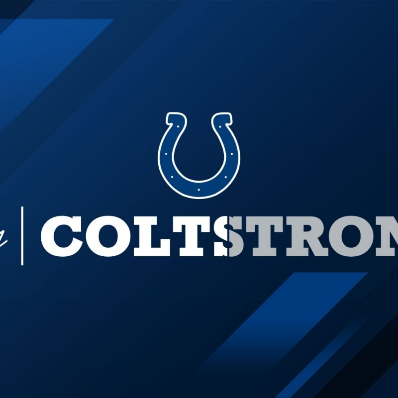10 Best Indianapolis Colts Desktop Wallpaper FULL HD 1080p For PC Background 2020 free download colts coltstrong wallpapers 1 800x800