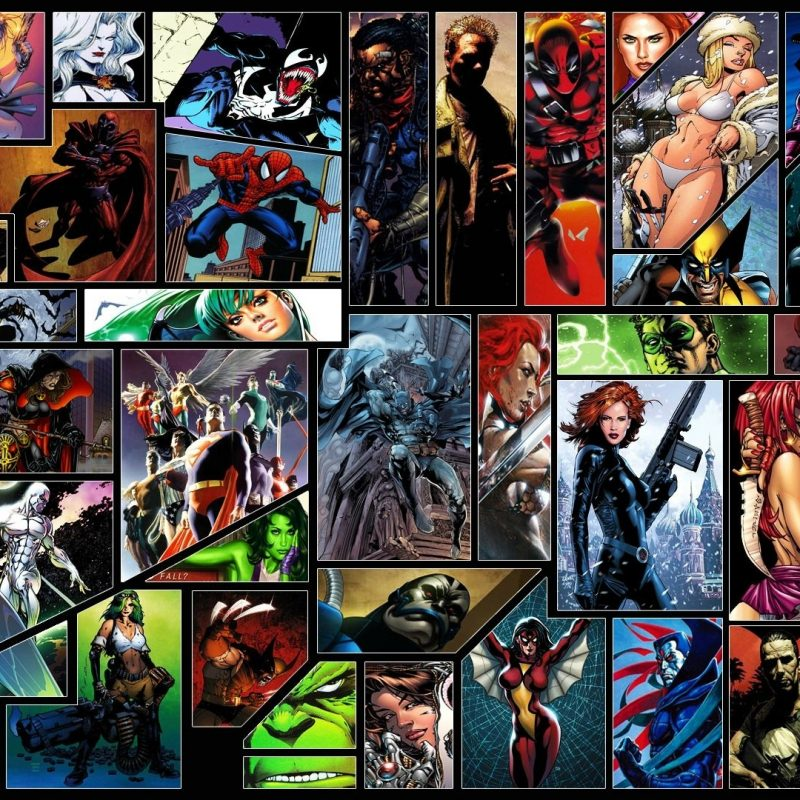 10 New Hd Comic Book Wallpaper FULL HD 1080p For PC Background 2018 free download comic book wallpapers for everybody album on imgur 5 800x800