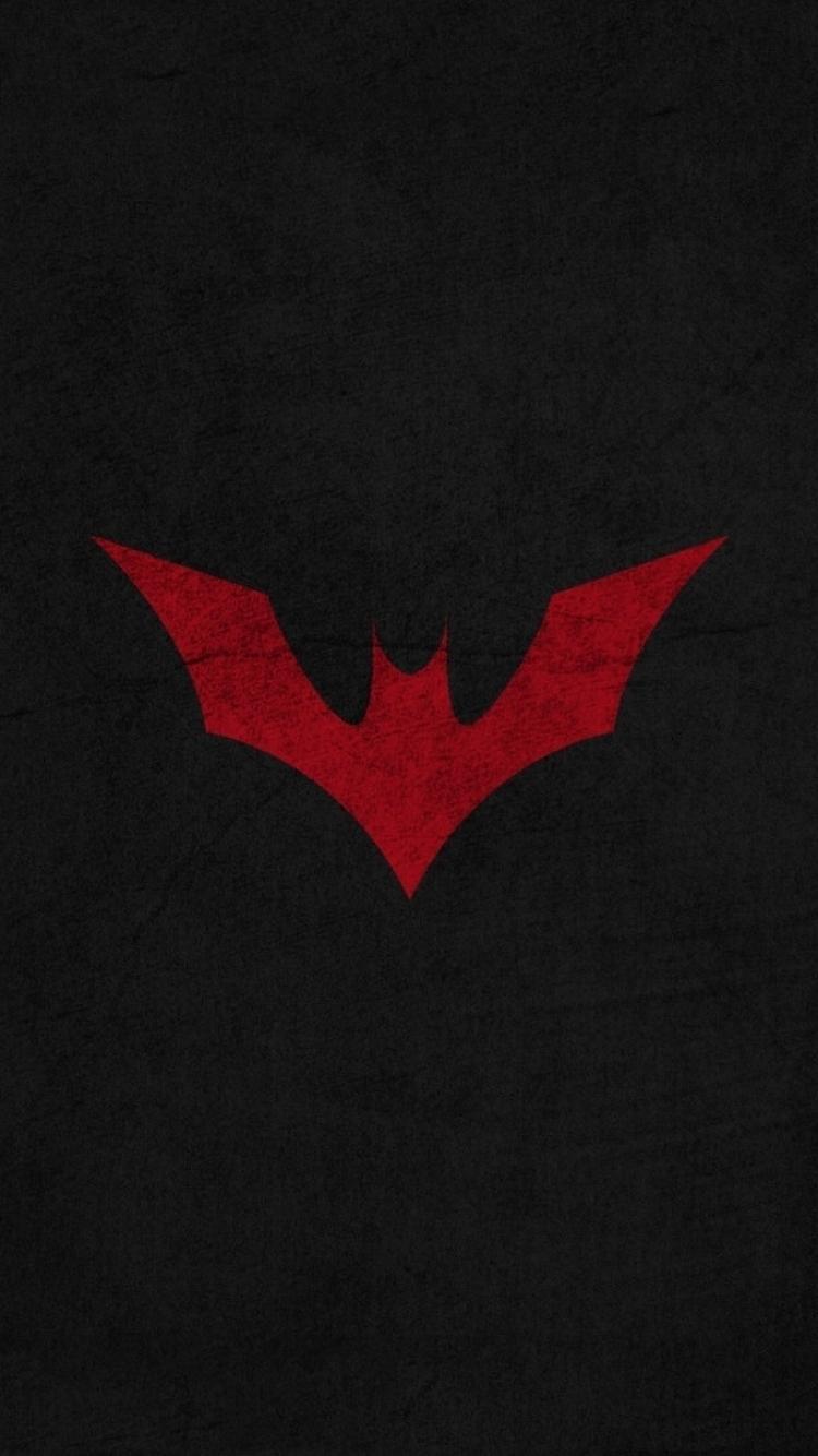 comics/batman beyond (750x1334) wallpaper id: 416646 - mobile abyss
