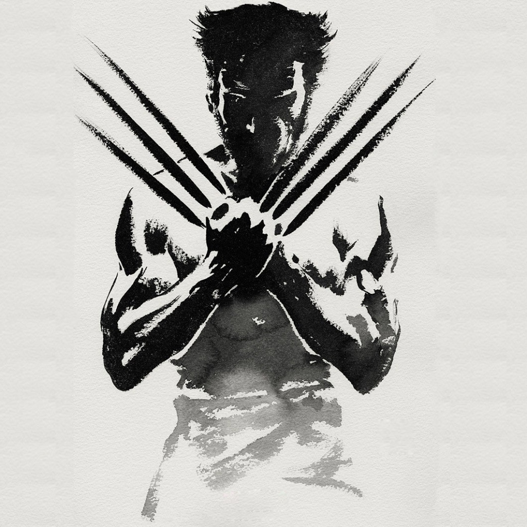 10 New Wolverine Black And White Wallpaper Full Hd 1080p For Pc