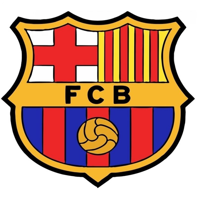 10 New Images Of Barcelona Logo FULL HD 1080p For PC Background 2020 free download comment dessiner le fc barcelona logo fcb youtube 800x800