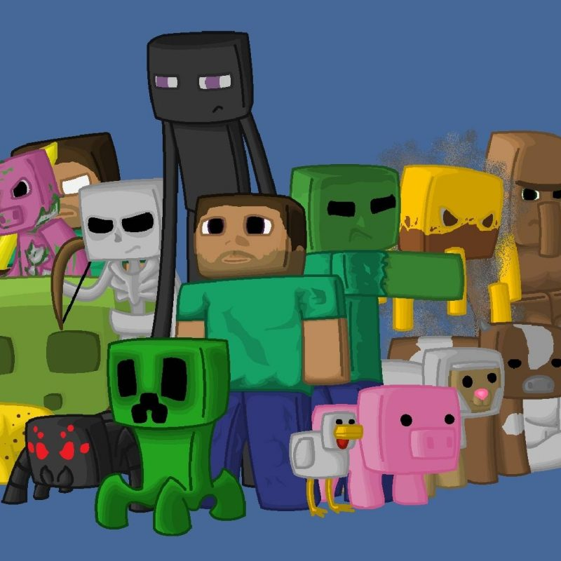 10 Best Minecraft Backgrounds For Computers FULL HD 1080p For PC Desktop 2020 free download computer wallpapers desktop backgrounds for desktop and mobile 800x800