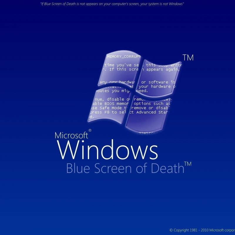 10 New Blue Screen Of Death Desktop Background FULL HD 1080p For PC Background 2018 free download computer windows blue screen of death desktop wallpaper nr 40489 800x800
