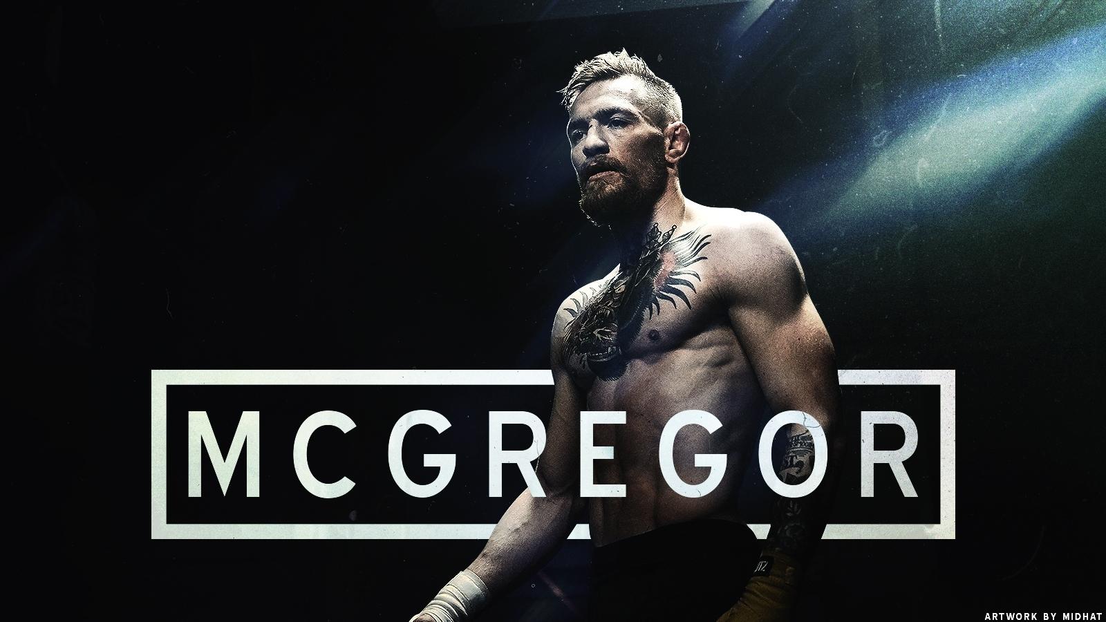 conor mcgregor, ou comment insulter toutes les stars de la wwe de