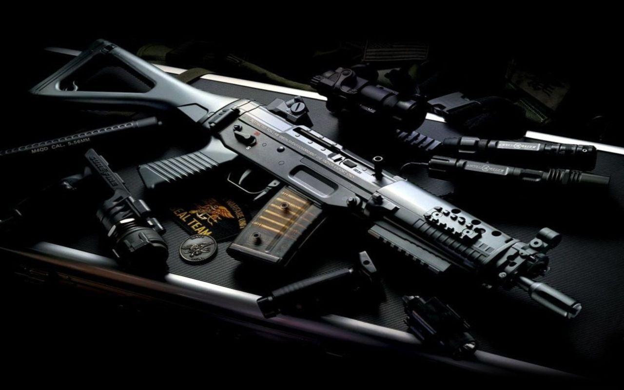 cool gun wallpapers - wallpaper cave