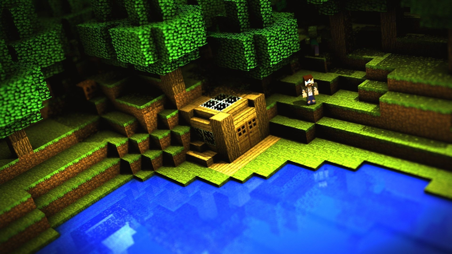 cool minecraft wallpapers hd - wallpaper cave | free wallpapers