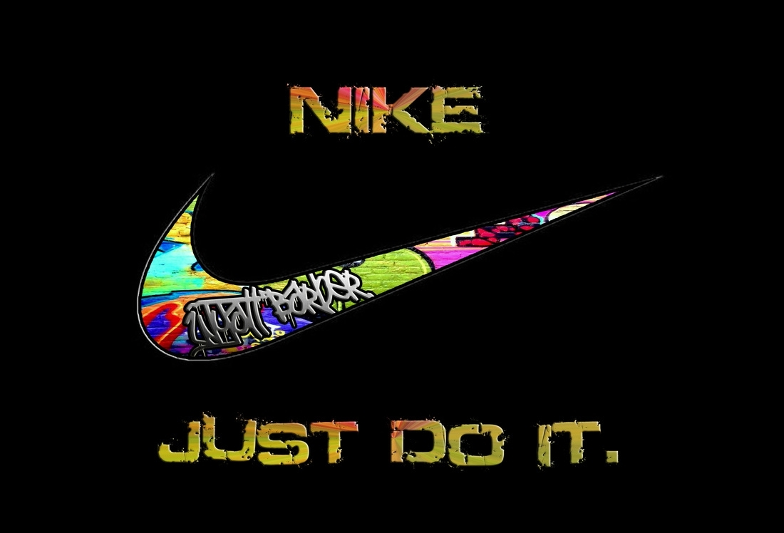 cool nike logo just do it wallpaper #6985524