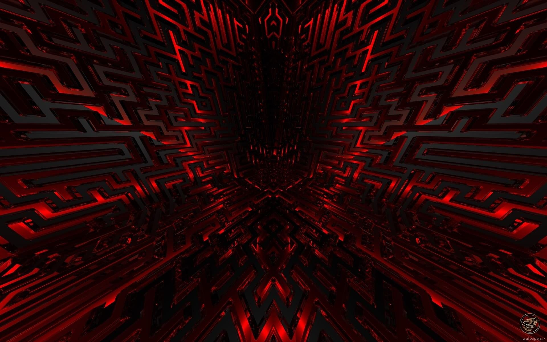 cool red and black wallpapers - top free cool red and black