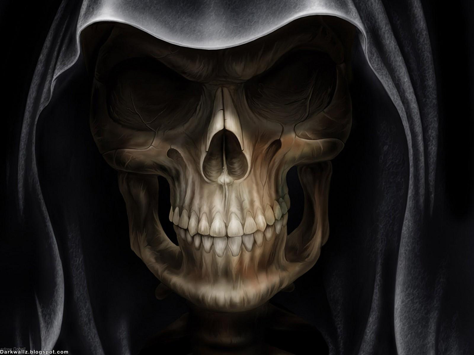 cool skull d skull wallpapers skulls pinterest skulls 1600x1200