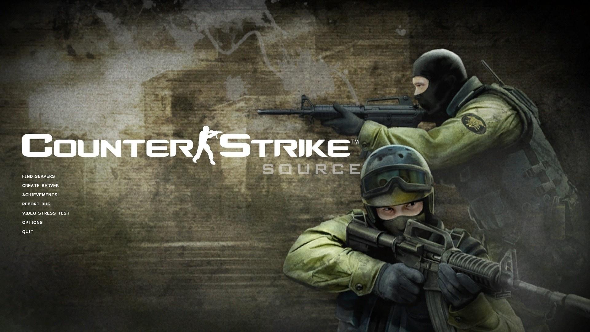 counter strike source wallpaper ·①