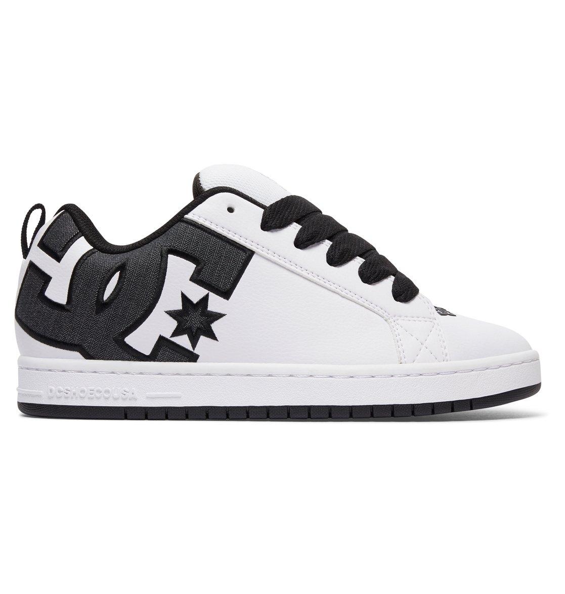 court graffik se - baskets 300927   dc shoes