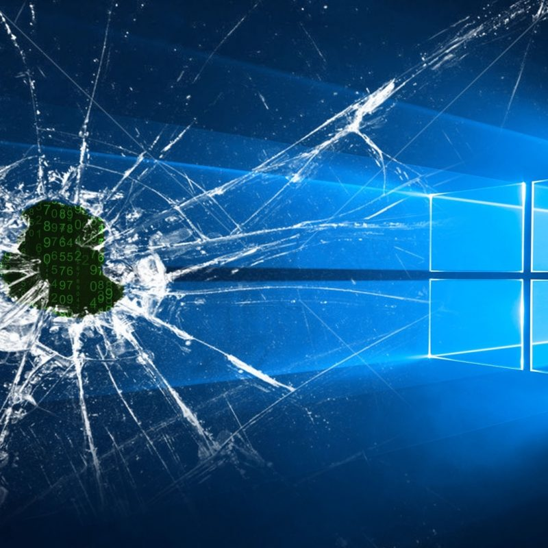 10 Top Windows Broken Screen Wallpaper Full Hd 1080p For Pc Desktop