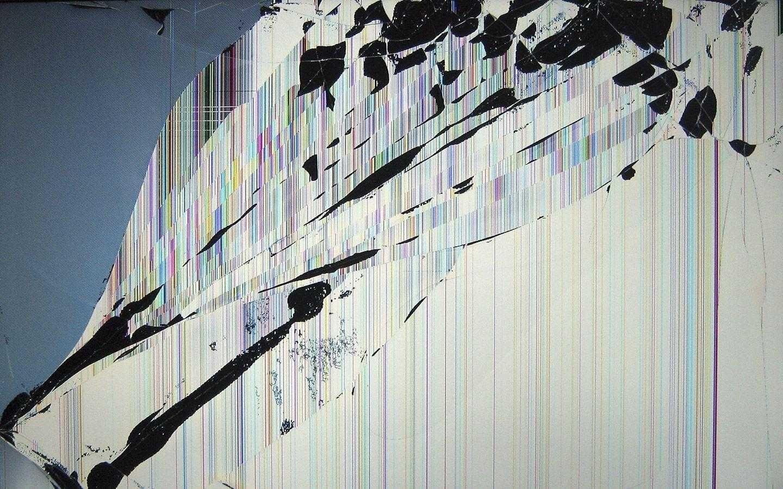 cracked screen wallpapers wallpaper trends with broken picture