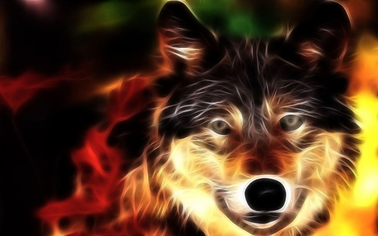 creative & graphics cool animals wallpapers (desktop, phone, tablet