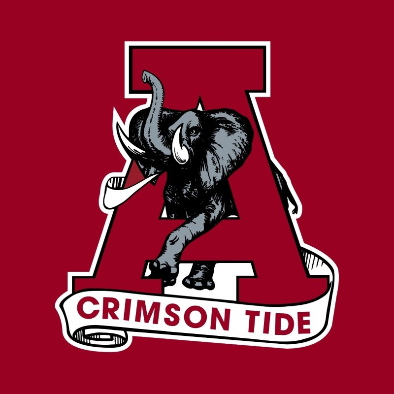 10 Top Alabama Roll Tide Wallpapers FULL HD 1080p For PC Background 2020 free download crimson tide wallpapers 800x800