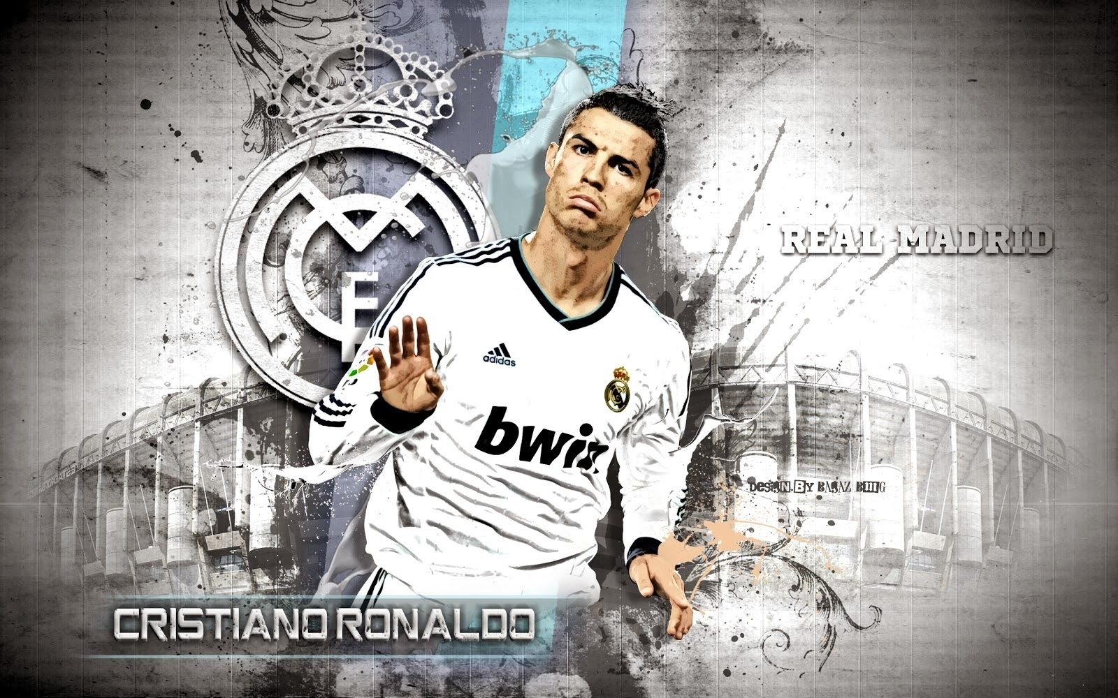 cristiano ronaldo hd wallpaper,images,pics - hd wallpapers blog