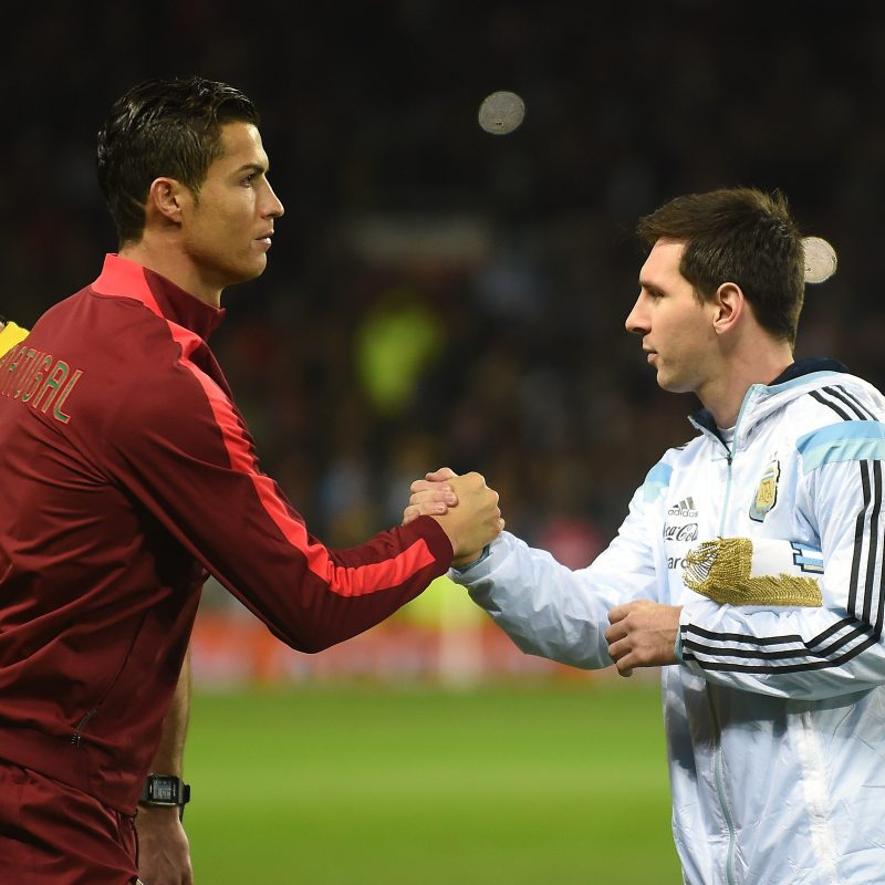 Cristiano Ronaldo I M Not Playing Just Lionel Messi: 10 Latest Pictures Of Messi And Cristiano Ronaldo FULL HD