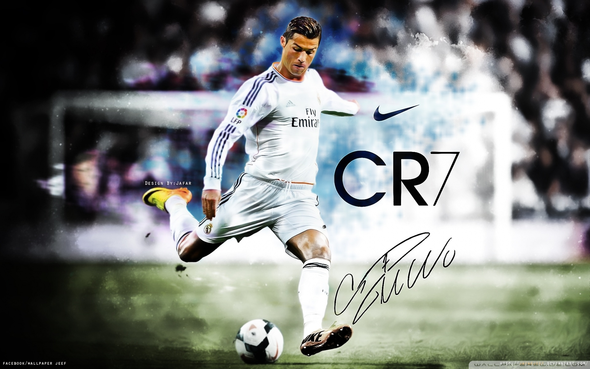 cristiano ronaldo real madrid 2014 ❤ 4k hd desktop wallpaper for 4k