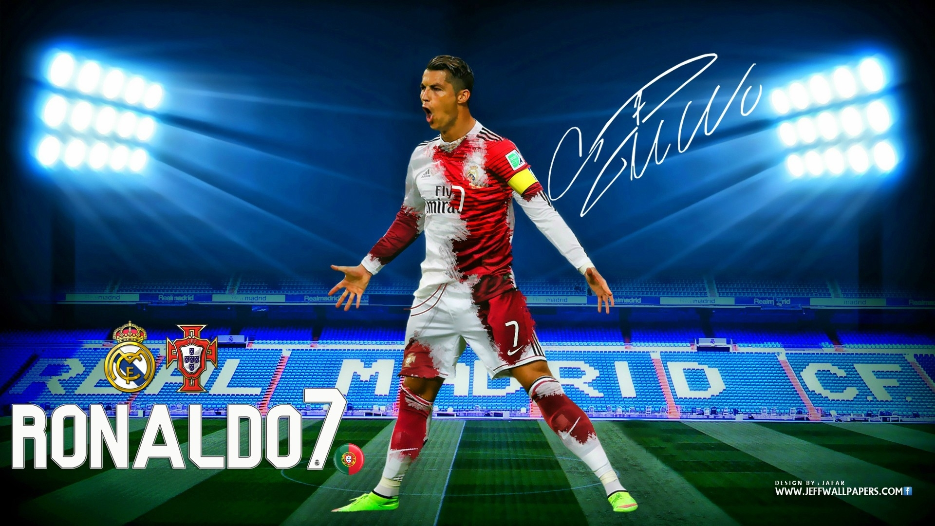 cristiano ronaldo wallpaper 2015 | jeffwallpapers