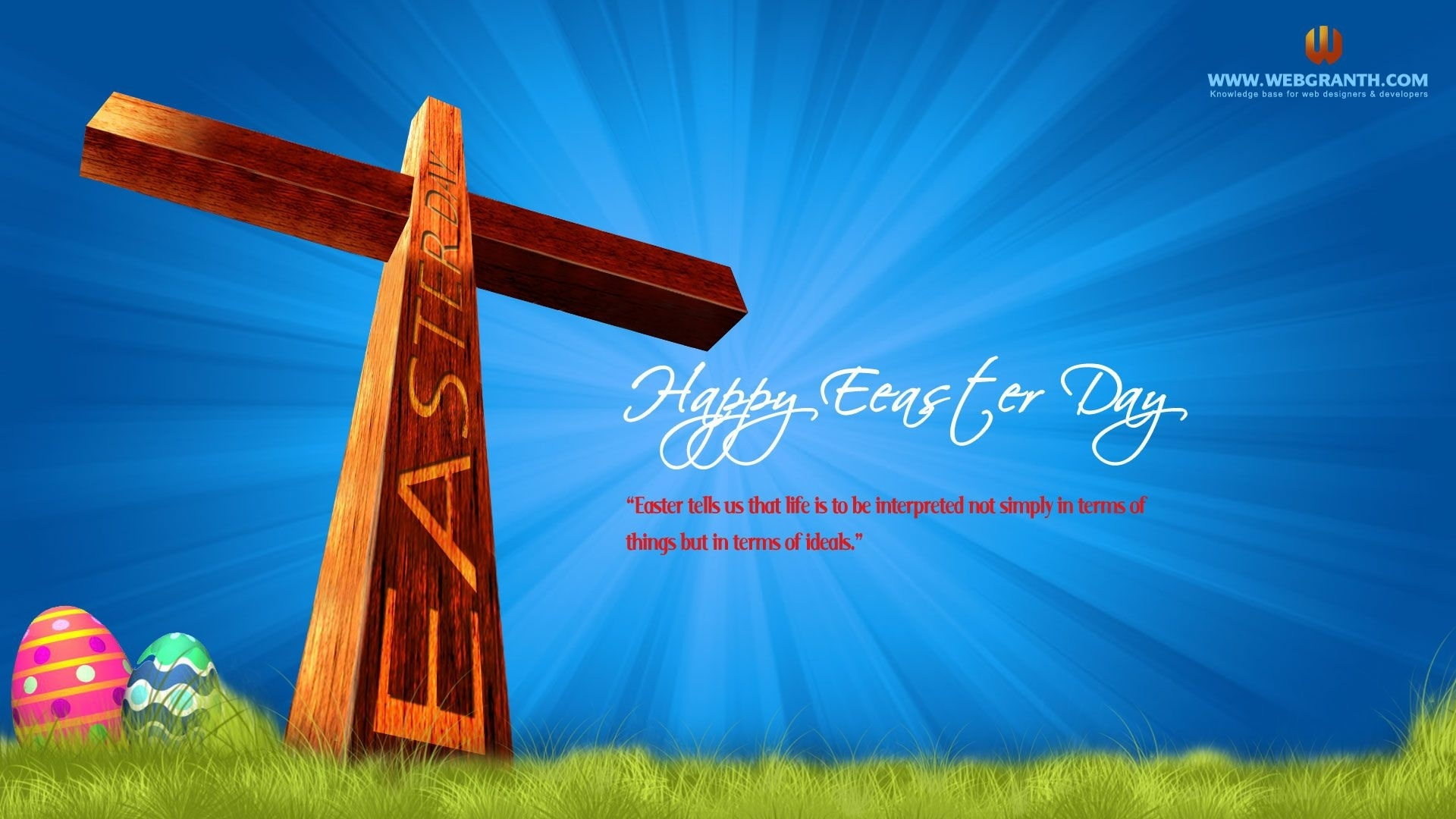 cross devotional religious easter wallpaper free download-1: view