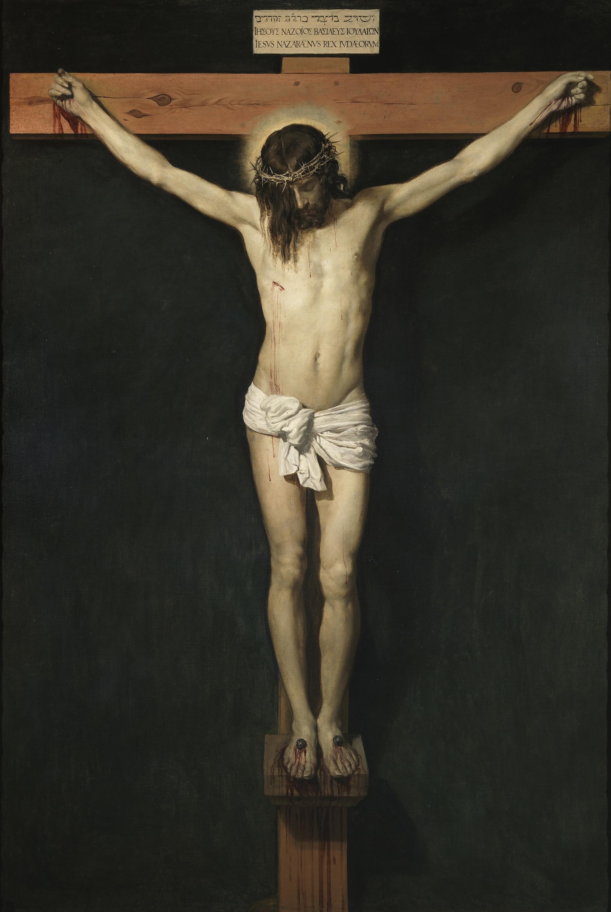 crucifixion of jesus - wikipedia