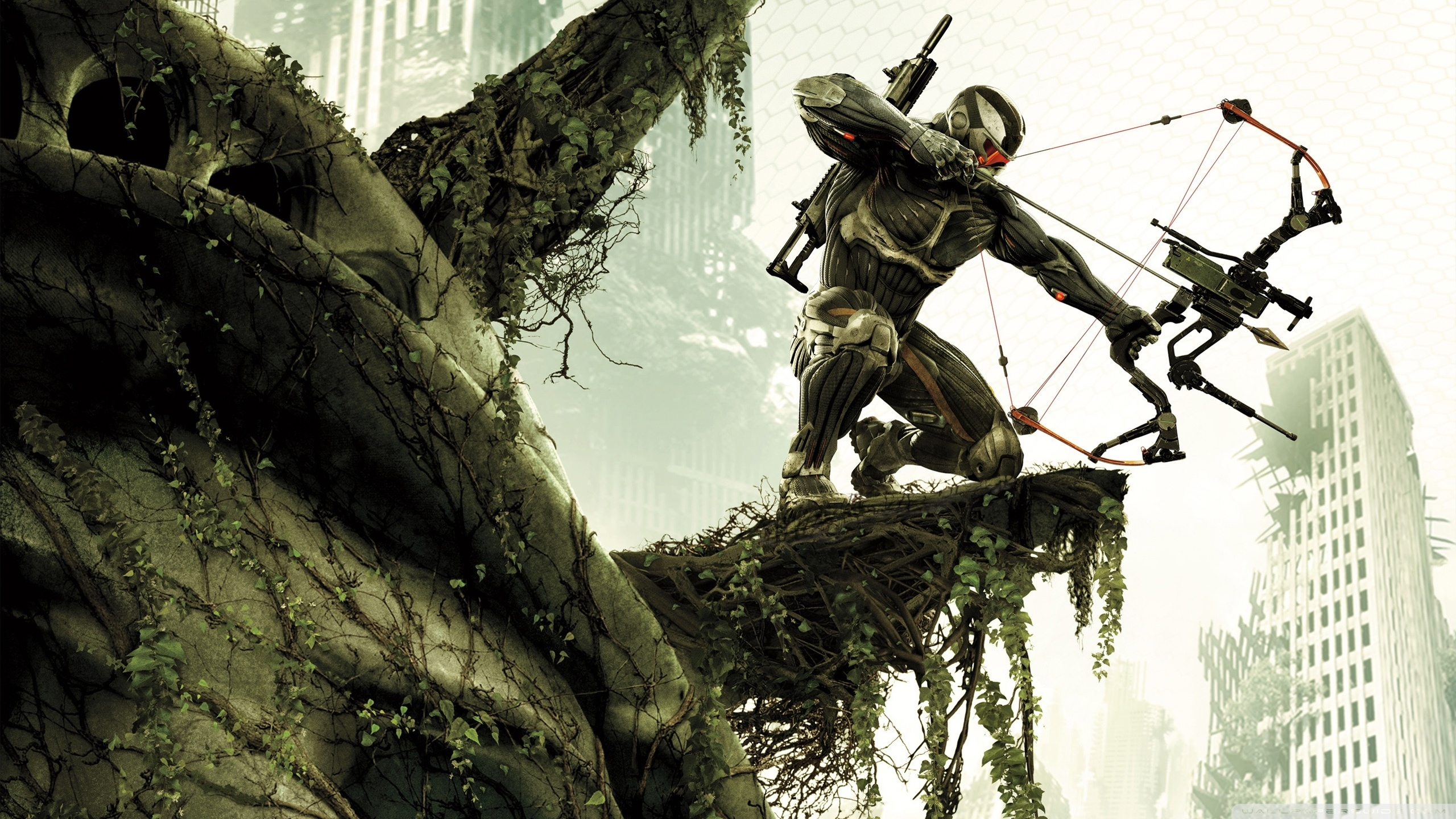 crysis 3 (2013) video game ❤ 4k hd desktop wallpaper for 4k ultra
