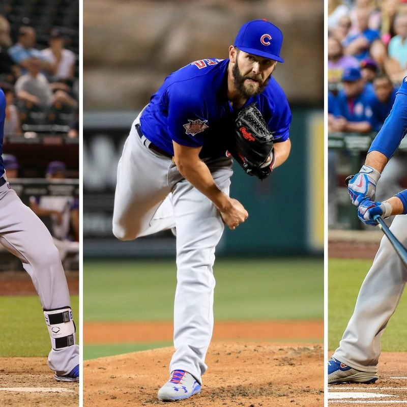 10 Top Kris Bryant Cubs Wallpaper FULL HD 1080p For PC Desktop 2018 free download cubs kris bryant and jake arrieta lead mvp and cy young races 800x800