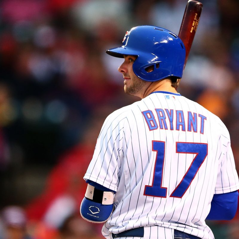 10 Top Kris Bryant Cubs Wallpaper FULL HD 1080p For PC Desktop 2018 free download cubs kris bryant no 2 in overall jersey sales 800x800