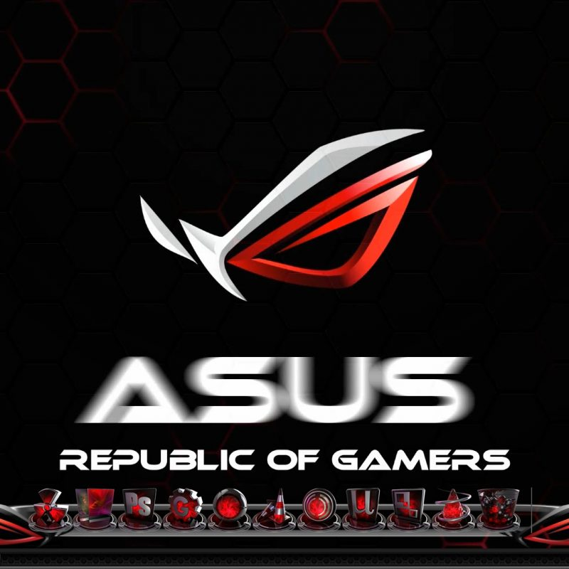 10 Latest Republic Of Gamers Screensaver FULL HD 1920×1080 For PC Background 2018 free download custom asus r o g windows 7 theme with animated wallpaper 800x800