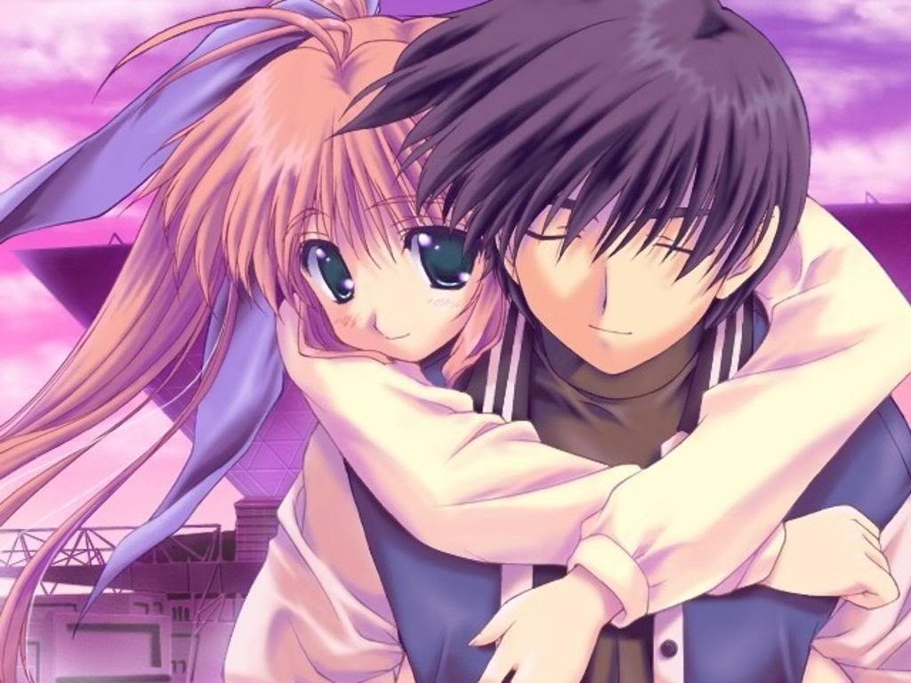 Title Cute Anime Couple Wallpapers Wallpaper Cave Dimension 1024 X 768 File Type JPG JPEG